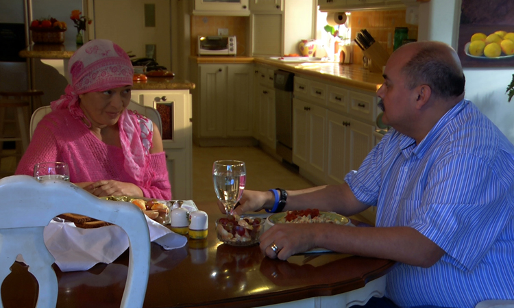 Beyond romance and betrayal, new soap opera delivers colon cancer messages