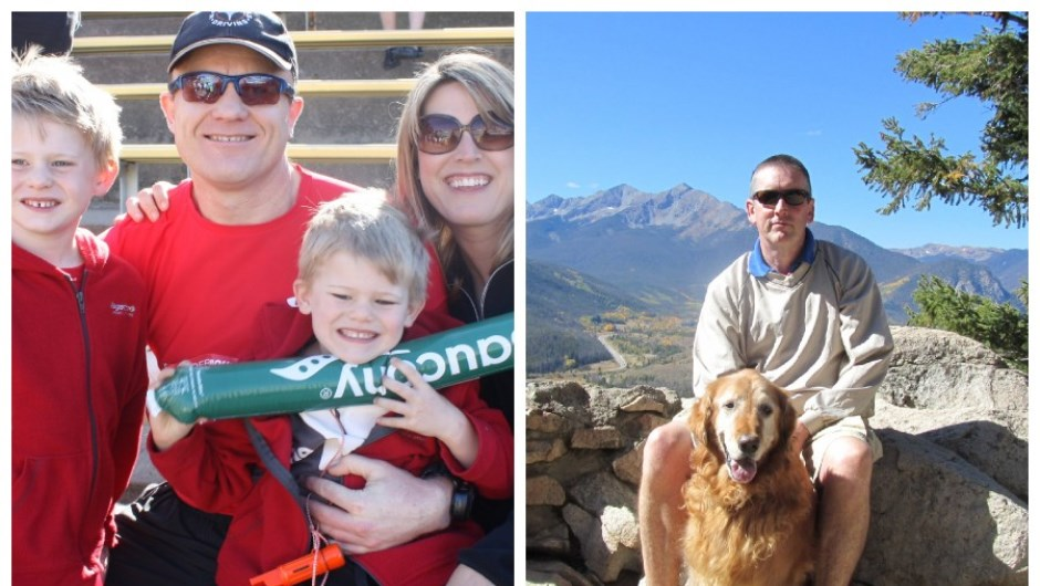 May is melanoma awareness month: two stories, one goal